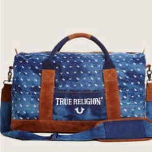 True Religion Duffle Bag